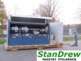 Venta Moldureras Para Trabajar Tres Y Cuatro Caras Weinig Powermat Usada 2008 Polonia