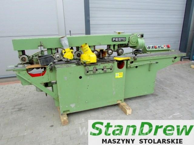 Used-Four-Side-Planer-Festo
