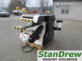 Machinery, Hardware And Chemicals - Used Four-Side Planer Bauerle VH4