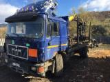 Romania Supplies - Used MAN Longlog Truck Romania