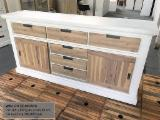 Radiata Pine Living Room Furniture - Reclaimed Radiata Pine Cabinet