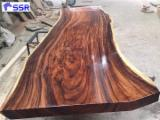 Furniture And Garden Products Asia - Raintree/ Suar/ Monkey Pod/ Parota/ Saman Slab for Dining Top