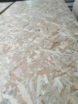 Engineered Wood Panels - Selling OSB3, 9; 12; 15; 18 mm