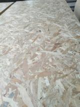 Wood products supply - Selling OSB3, 9; 12; 15; 18 mm