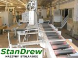 RAIMANN Woodworking Machinery - Used Raimann Profirip Multi Saw Line For Harvesting