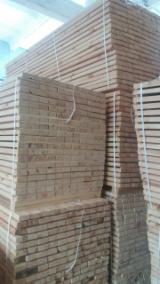 Softwood  Sawn Timber - Lumber Planks Boards - KD Pine Sawn Timber, 21; 38; 89 mm