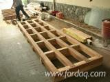 Wood Pallets - Acacia Recycled Pallets