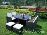Wholesale Garden Furniture - Buy And Sell On Fordaq - Rattan Cube Garden Sets