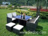Mobilier De Gradina Asia - Vand Seturi De Grădină Tradiţional Alte Materiale Rattan - Răchită - Trestie