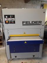 砂光带砂光机械 FELDER FW 950C 旧 奥地利