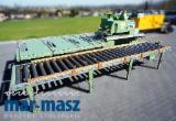 Pologne provisions - Lame de scie multiple RAIMANN K23, scie circulaire à plusieurs scies, alimentateur, SUPER STAN