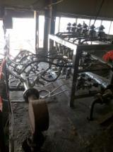 Woodworking Machinery - New MDF Atomizing Glue Systems