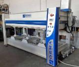 Woodworking Machinery  - Fordaq Online market - Used Ormamacchine Digit 3000 S 2008 Automatically Fed Press For Veneering Flat Surfaces For Sale Italy