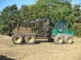 Macchine e mezzi forestali - Vendo Carrello Timberjack 1110 C D Usato 2003 Germania