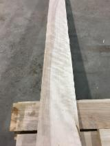 Sawn And Structural Timber North America - KD Curly Yellow Birch Planks