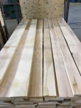 North America Sawn Timber - 4/4 Yellow Birch Select & Btr Natural color