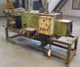 Woodworking Machinery - Used ISVE Impregnating Machine For Beams