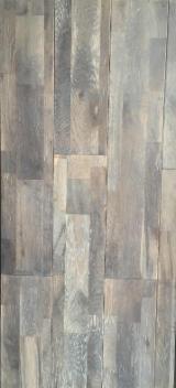 Flooring And Exterior Decking - 1-Strip Wide Engineered Oak Flooring, 14 x 125 x 1200 mm