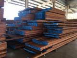 Thailand Supplies - KD Dark Red Meranti Planks, ISPM 15, 1; 1.5; 2; 3 inches thick