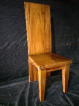 Indonesia Dining Room Furniture - Beech Dining Chairs