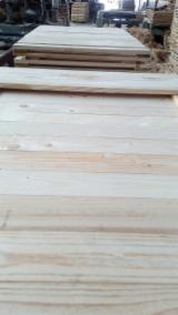 Sawn Timber - Spruce Pallet Elements, 17; 18; 22 mm