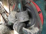 Woodworking Machinery - Debark machine Cambio
