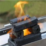 Firewood, Pellets and Residues - 100% Smokeless Natural Charcoal Briquettes