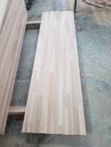 Paneli  Paneli Od Punog Drveta - Šperploča - Konstruisani Panel Za Prodaju - 1 Slojni Panel Od Punog Drveta, Bukva