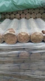 Firewood, Pellets and Residues - Beech Wood Briquets