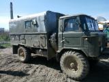 Camion - Vendo Camion Газ 66 Usato 2004 Ucraina