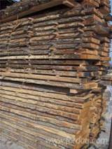 Laubholz  Blockware, Unbesäumtes Holz Rumänien - Blockware, Eiche