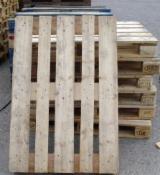 Quality Epal Siberian Pine/ Fir/ Spruce Pallets