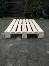 Kaufen Sie Holz auf Fordaq - Jetzt Angebote finden - Tanne , Kiefer  - Föhre, Fichte  , 500 m3 pro Monat
