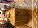 Asiatisches Laubholz, Massivholz, Teak