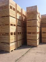 Buy Or Sell Wood Boxes - Packages - Box (euro container for apples)