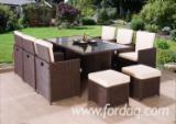 Namještaj I Vrtni Proizvodi - Garniture Za Vrtove, Dizajn, 1 - 10 40'kontejneri mesečno