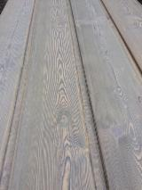 Mouldings and Profiled Timber - Gray Stained Siberian Larch Cladding