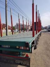 Semiremorca - Raconta PAVIC 2015 Semiremorca transport lemn