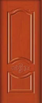 Melamine door skin