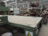 Automatically Fed Press For Veneering Flat Surfaces - Talleres March Pressing Line, 3400x2150mm