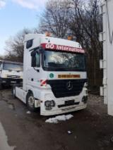 Mercedes Woodworking Machinery - Used Mercedes 2008 Truck For Sale Romania
