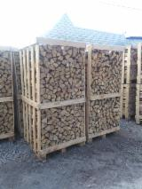 Firewood, Pellets And Residues Firewood Woodlogs Not Cleaved - Birch, Oak Firewood/Woodlogs Not Cleaved