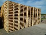 Buy Or Sell Wood One Way Pallet - One Way Pallet New, 144 mm