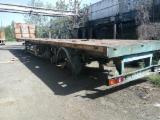 Forstmaschinen Sattelanhänger - Gebraucht -- Sattelanhänger Ukraine
