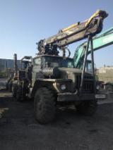 Forest & Harvesting Equipment Truck - Lorry - Used Урал Truck - Lorry Ukraine