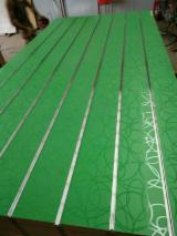 Engineered Panels For Sale - MDF with melamined paper
