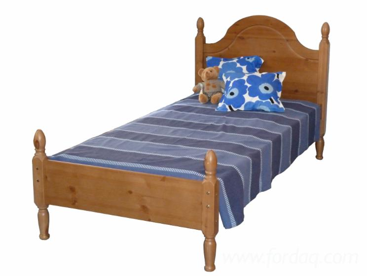 Country-style-bed
