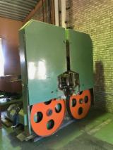 带状切锯 AB Gullangets Maskiner BKGD 1100 二手 瑞典