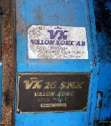 瑞典 - Fordaq 在线 市場 - 带状切锯 Valon Kone VK26SMX 二手 瑞典