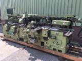 Offers Netherlands - WEINIG moulder 6 sp. - 100m/min, type Hydromat 30R